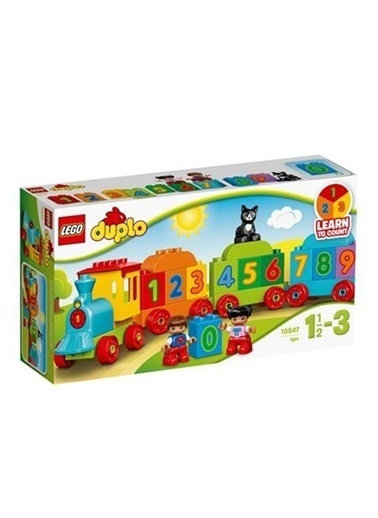 Lego Lego Duplo Number Train 10847 Renkli